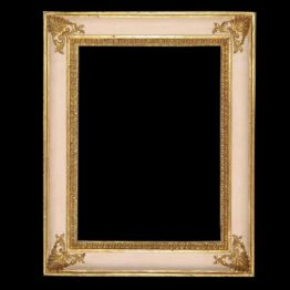 neoclassical picture frame