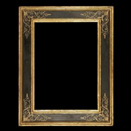 antique florentine frame