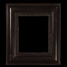 black antique picture frames