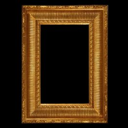 gold victorian frame