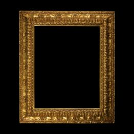 baroque painting frame