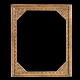 octagonal salvator rosa frame
