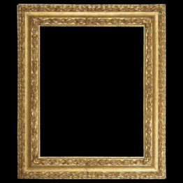 Baroque Picture Frame