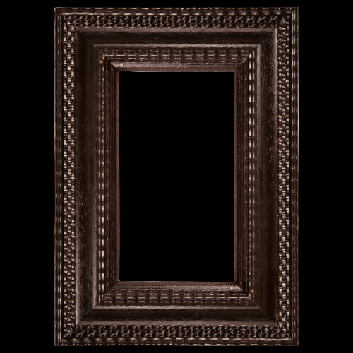 black picture frames